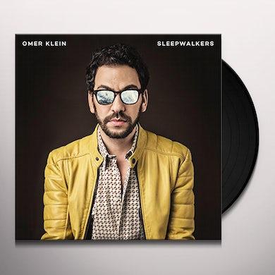 Omer Klein SLEEPWALKERS Vinyl Record