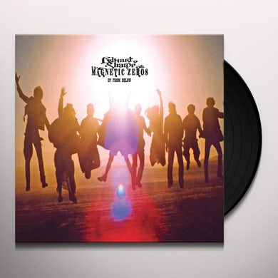Edward Sharpe & The Magnetic Zeros UP FROM BELOW Vinyl Record