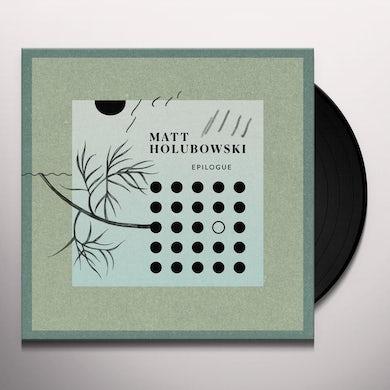 Matt Holubowski EPILOGUE Vinyl Record