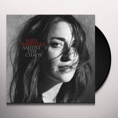 Sara Bareilles AMIDST THE CHAOS Vinyl Record