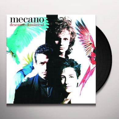 Mecano DESCANSO DOMINICAL Vinyl Record