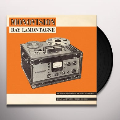 Monovision Vinyl Record