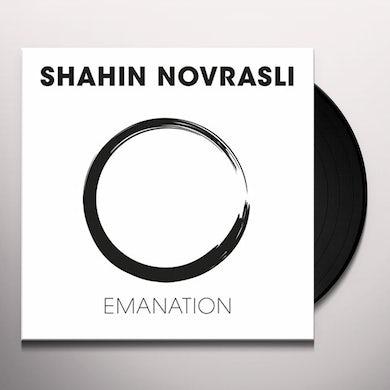 Shahin Novrasli EMANATION Vinyl Record