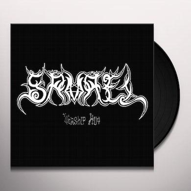 Samael WORSHIP HIM Vinyl Record