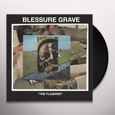 Blessure Grave FLASHING Vinyl Record