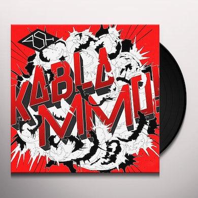 Ash KABLAMMO Vinyl Record