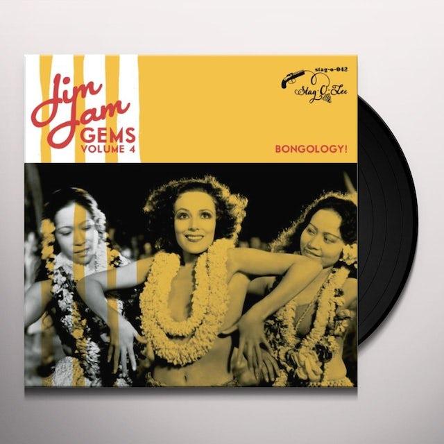 Jim Jam Gems 4 / Var Vinyl Record