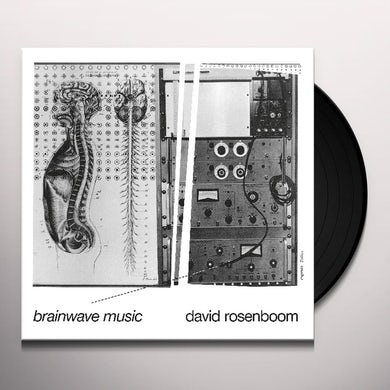 David Rosenboom BRAINWAVE MUSIC Vinyl Record