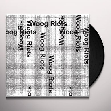 Woog Riots FROM LO-FI TO DISCO! Vinyl Record