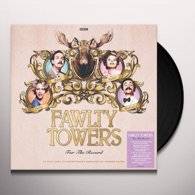 Fawlty Towers FOR THE RECORD Vinyl Record