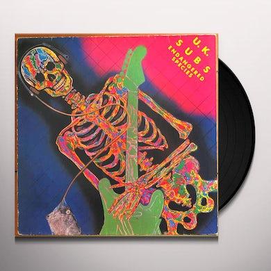 ENDANGERED SPECIES Vinyl Record