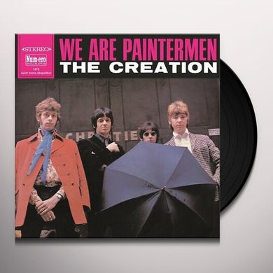 WE ARE PAINTERMEN Vinyl Record