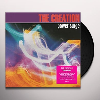 POWER SURGE Vinyl Record