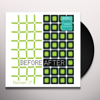 Heaven 17 BEFORE AFTER Vinyl Record