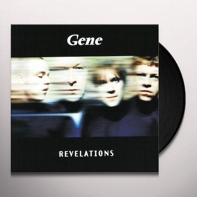 Gene REVELATIONS Vinyl Record