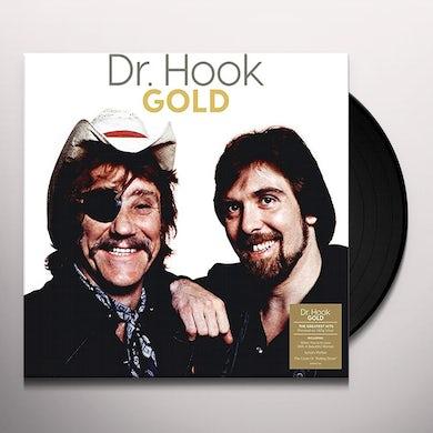 Dr Hook GOLD Vinyl Record