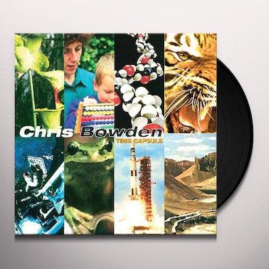 Chris Bowden TIME CAPSULE Vinyl Record