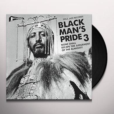 Soul Jazz Records Presents STUDIO ONE BLACK MAN'S PRIDE 3: NONE SHALL ESCAPE Vinyl Record