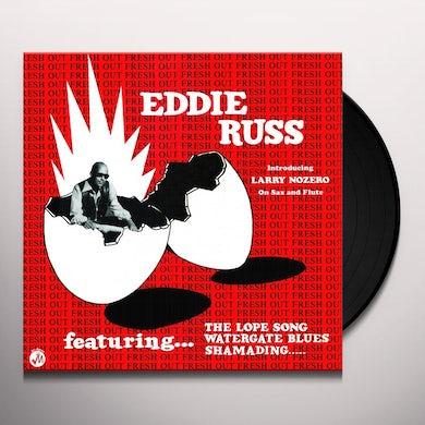 SOUL JAZZ RECORDS PRESENTS EDDIE RUSS: FRESH OUT Vinyl Record