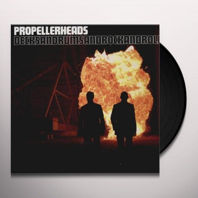 Propellerheads DECKSANDRUMSANDROCKANDROL Vinyl Record