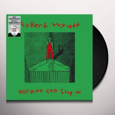Robert Wyatt NOTHING CAN STOP US NOW Vinyl Record