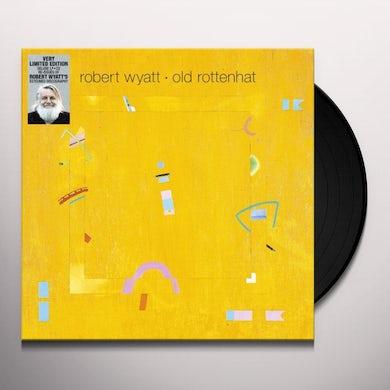 Robert Wyatt OLD ROTTENHAT Vinyl Record