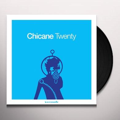 Chicane TWENTY Vinyl Record