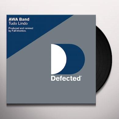 Awa Band TUDO LINDO Vinyl Record