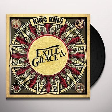 KING KING EXILE & GRACE Vinyl Record
