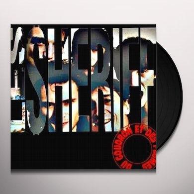 Les Sheriff DU GOUDRON ET DES PLUMES Vinyl Record