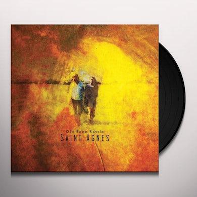 SAINT AGNES OLD BONE RATTLE Vinyl Record