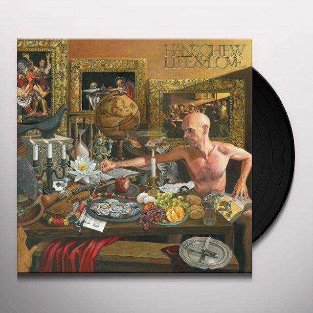 Hans Chew LIFE & LOVE Vinyl Record