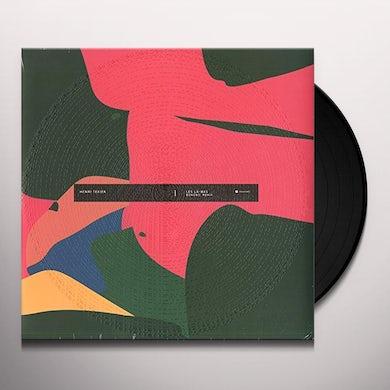LES LA-BAS (BONOBO REMIX) Vinyl Record