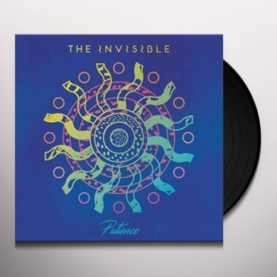 Invisible PATIENCE Vinyl Record