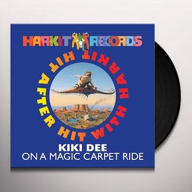 Kiki Dee ON A MAGIC CARPET RIDE Vinyl Record - UK Release