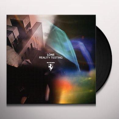 Lone REALITY TESTING Vinyl Record