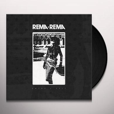 Rema-Rema ENTRY / EXIT Vinyl Record