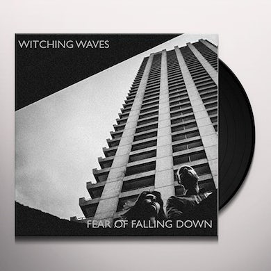 Witching Waves FEAR OF FALLING DOWN Vinyl Record