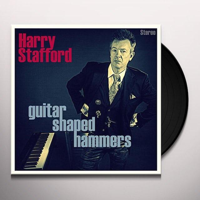 Harry Stafford GUITAR SHAPED HAMMERS Vinyl Record