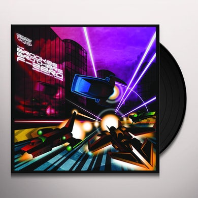 Brookes Brothers F ZERO/DAWN TREADER Vinyl Record