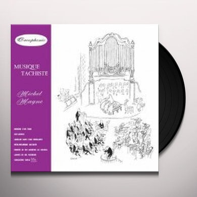 Michel Magne MUSIQUE TACHISTE Vinyl Record
