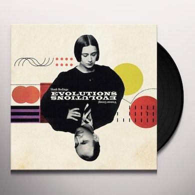 Henk Badings EVOLUTIONS Vinyl Record