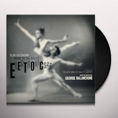 Remi Gassmann ELECTRONICS Vinyl Record
