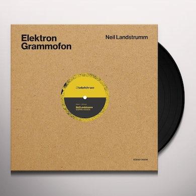 Neil Landstrumm KRIS P LETTUCE Vinyl Record