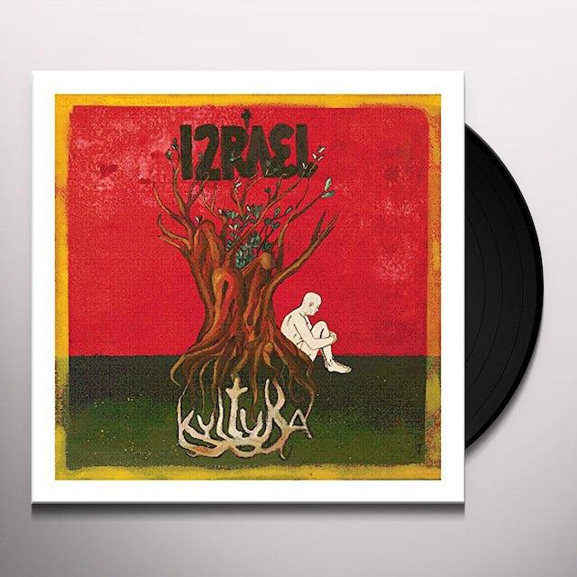 Izrael GRA KULTURE Vinyl Record