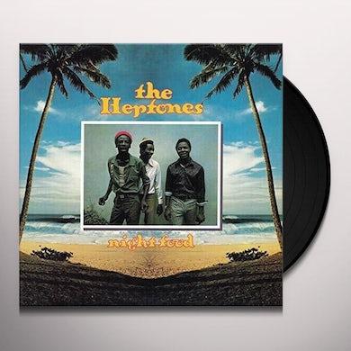 Heptones Night Food Vinyl Record