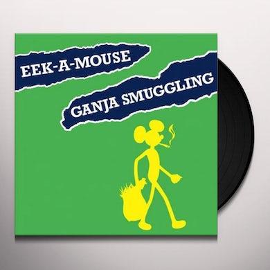Ganja smuggling Vinyl Record