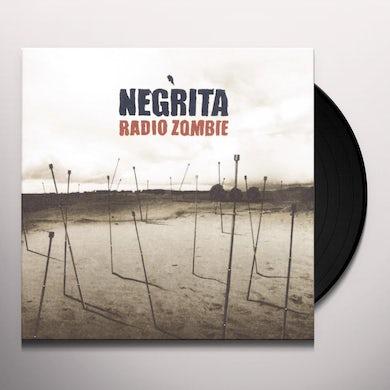Negrita RADIO ZOMBI Vinyl Record