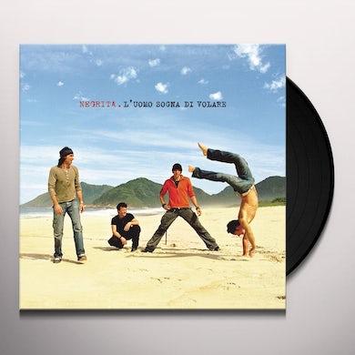Negrita L'UOMO SOGNA DI VOLARE Vinyl Record