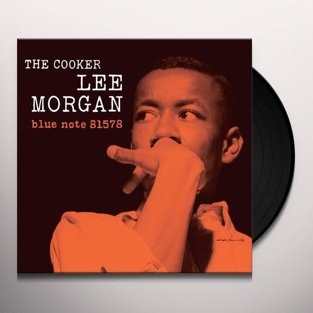 Lee Morgan COOKER (BLUE NOTE POET SERIES) Vinyl Record